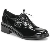 Obuća Žene  Derby cipele Regard ROAZU V2 VERNIS Crna
