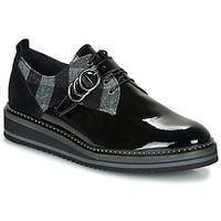 Obuća Žene  Derby cipele Regard ROCSI V3 VERNIS Crna