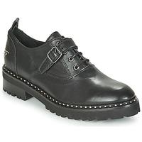 Obuća Žene  Derby cipele Philippe Morvan DAILY V1 MAIA Crna