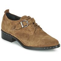 Obuća Žene  Derby cipele Philippe Morvan SAND V4 CRTE VEL Camel