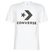 Odjeća Muškarci  Majice kratkih rukava Converse STAR CHEVRON Bijela