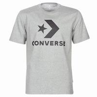 Odjeća Muškarci  Majice kratkih rukava Converse STAR CHEVRON Siva