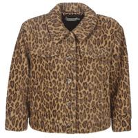 Odjeća Žene  Kratke jakne See U Soon 9262153 Smeđa
