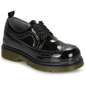 Obuća Djevojčica Derby cipele Citrouille et Compagnie LOUVINO Crna