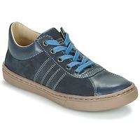 Obuća Dječak  Derby cipele Citrouille et Compagnie LIMINO Blue