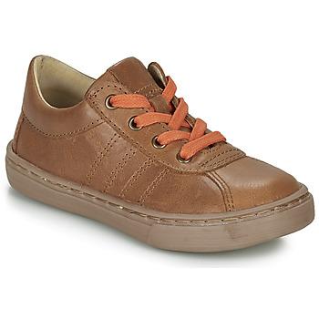 Obuća Dječak  Derby cipele Citrouille et Compagnie LUKITO Camel