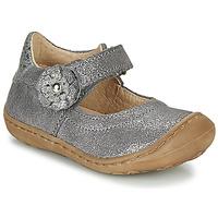 Obuća Djevojčica Balerinke i Mary Jane cipele Citrouille et Compagnie LASKIMA Siva