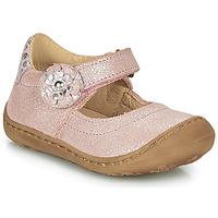 Obuća Djevojčica Balerinke i Mary Jane cipele Citrouille et Compagnie LASKIMA Ružičasta