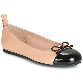 Obuća Djevojčica Balerinke i Mary Jane cipele Citrouille et Compagnie LIOGE Nude / Crna