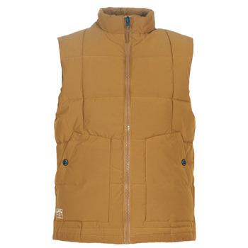 Odjeća Muškarci  Pernate jakne Oxbow L2JONBAY Camel