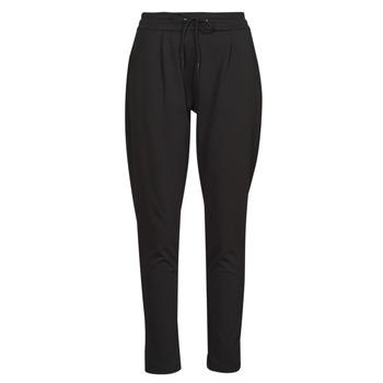 Odjeća Žene  Lagane hlače / Šalvare Les Petites Bombes W19V1103 Crna