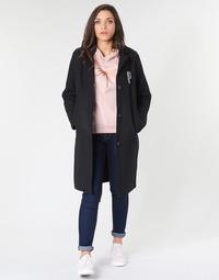 Odjeća Žene  Kaputi Petrol Industries W-3090-JAC029-5097 Blue