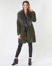 Odjeća Žene  Parke Guess NEREA Kaki