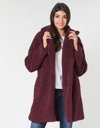 Odjeća Žene  Kaputi Naf Naf BIPROTEST Boja šljive
