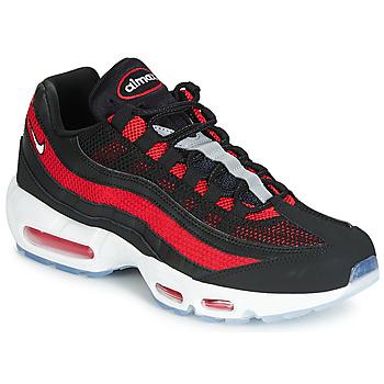 Obuća Muškarci  Niske tenisice Nike AIR MAX 95 Crna / Red