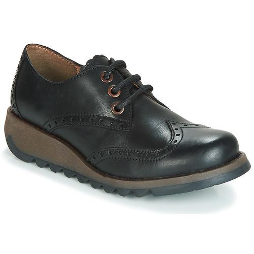 Obuća Žene  Derby cipele Fly London SUME Crna