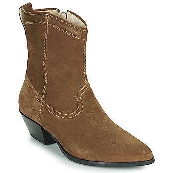 Obuća Žene  Gležnjače Vagabond Shoemakers EMILY Taupe