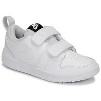 Obuća Djeca Niske tenisice Nike PICO 5 PRE-SCHOOL Bijela