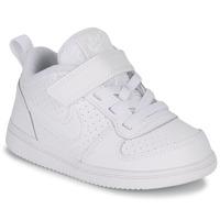Obuća Djeca Niske tenisice Nike PICO 5 TODDLER Bijela