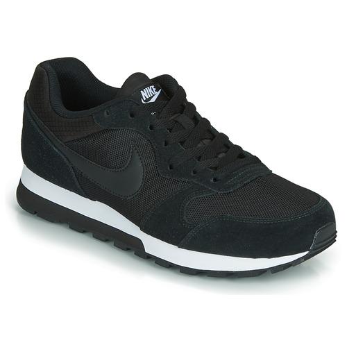 Obuća Žene  Niske tenisice Nike MD RUNNER 2  W Crna