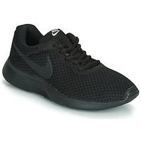 Obuća Žene  Niske tenisice Nike TANJUN W Crna