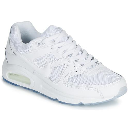Obuća Muškarci  Niske tenisice Nike AIR MAX COMMAND Bijela