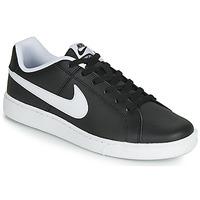 Obuća Muškarci  Niske tenisice Nike COURT ROYALE Crna / Bijela