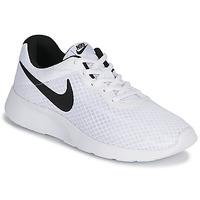 Obuća Muškarci  Niske tenisice Nike TANJUN Bijela / Crna