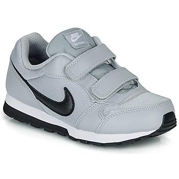 Obuća Djeca Niske tenisice Nike MD RUNNER 2 PRE-SCHOOL Siva / Crna