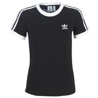 Odjeća Žene  Majice kratkih rukava adidas Originals 3 STR TEE Crna