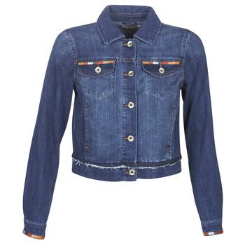 Odjeća Žene  Traper jakne Cream DIWA Blue