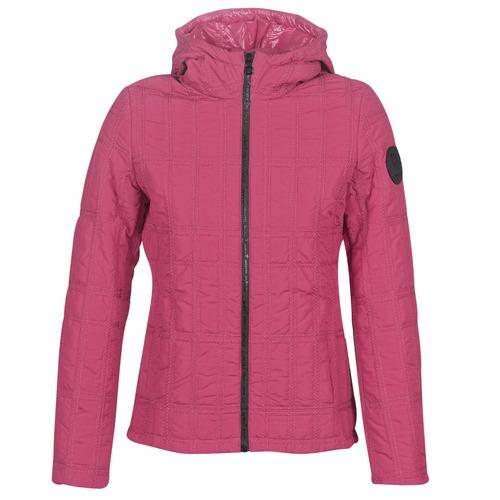 Odjeća Žene  Pernate jakne Desigual EDIMBURGO Red