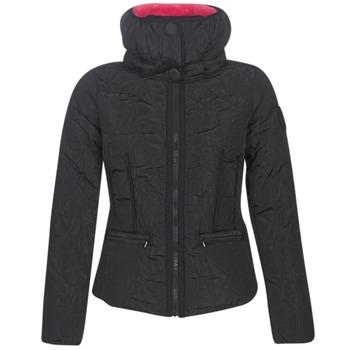 Odjeća Žene  Pernate jakne Desigual BRISTOL Crna