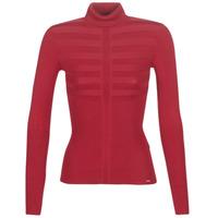 Odjeća Žene  Puloveri Morgan MENTOS Red