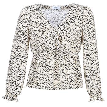 Odjeća Žene  Topovi i bluze Betty London LOVA Bež / Crna