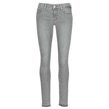 Odjeća Žene  Slim traperice Replay LUZ Siva