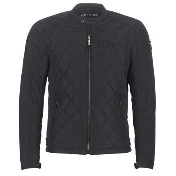 Odjeća Muškarci  Kratke jakne Replay M8000 Crna