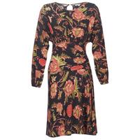 Odjeća Žene  Kratke haljine Derhy BANQUISE Crna / Multicolour