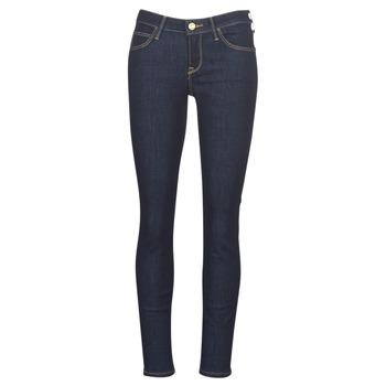 Odjeća Žene  Slim traperice Lee SCARLETT RINSE Blue