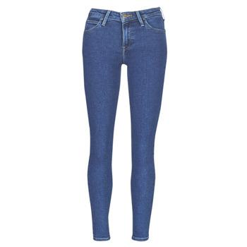 Odjeća Žene  Slim traperice Lee SCARLETT STONE MILTONA Blue