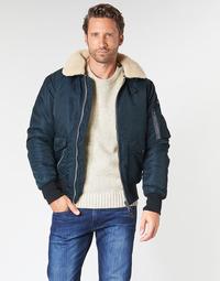 Odjeća Muškarci  Kratke jakne Schott OHARA Blue