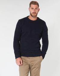 Odjeća Muškarci  Puloveri Schott PLOUTRIDER1 Blue