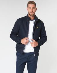 Odjeća Muškarci  Kratke jakne Lyle & Scott JK462VC-Z273 Blue