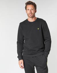 Odjeća Muškarci  Sportske majice Lyle & Scott ML424VTR-574 Crna