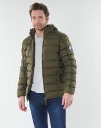 Odjeća Muškarci  Pernate jakne Geographical Norway BALANCE-KAKI Kaki