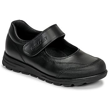Obuća Djevojčica Balerinke i Mary Jane cipele Pablosky 334310 Crna