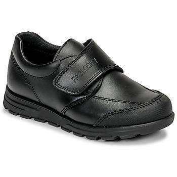 Obuća Djeca Derby cipele Pablosky 334510 Crna