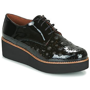 Obuća Žene  Derby cipele Fericelli LYDIE Crna
