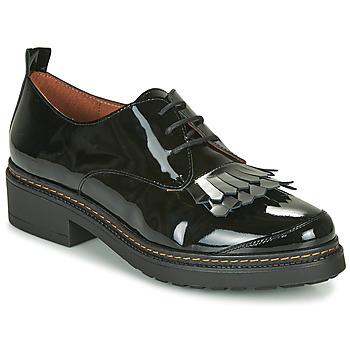 Obuća Žene  Derby cipele Fericelli LEONA Crna