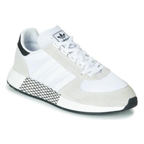 Obuća Niske tenisice adidas Originals MARATHON TECH Bijela